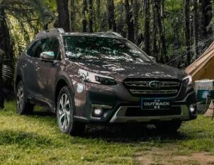 最值得入手的SUV—斯巴鲁新款傲虎上市!配置高、性能强!